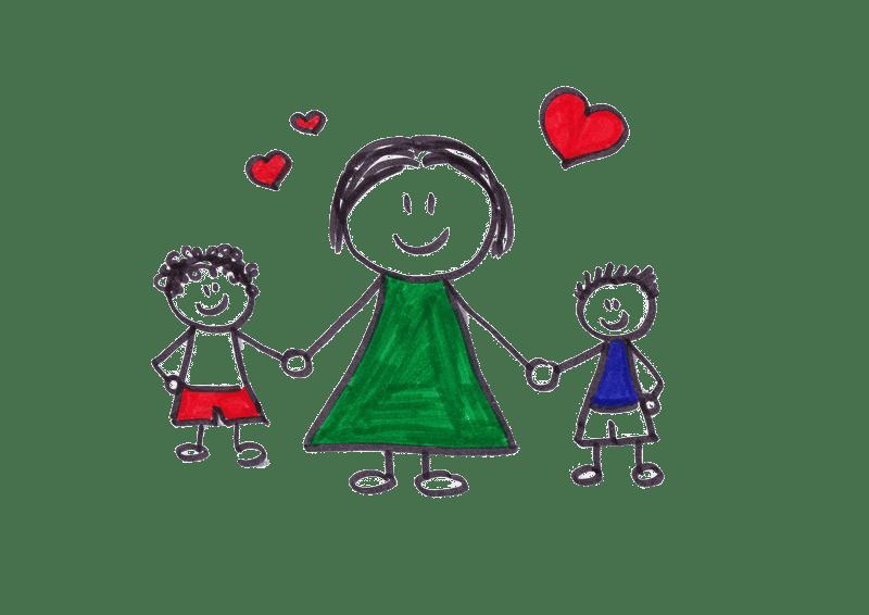 28.05.2019 dein weg froehliche mama und kinder ausgeschnitten 3