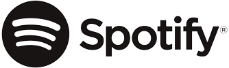Spotify Logo RGB Black 100