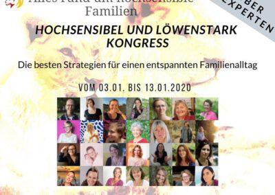 Hochsensibel und Loewenstark Online Kongress