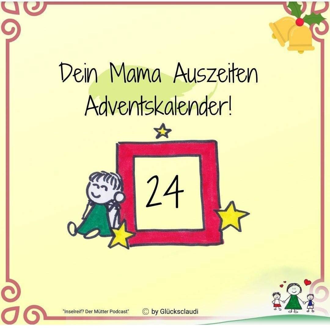 Mama Auszeiten Adventskalender 2020