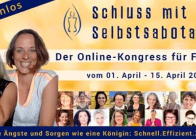 Schluss mit Selbstsabotage Online Kongress